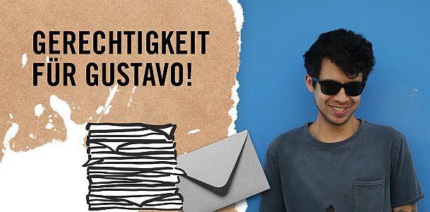 Gerechtigkeit für Gustavo!