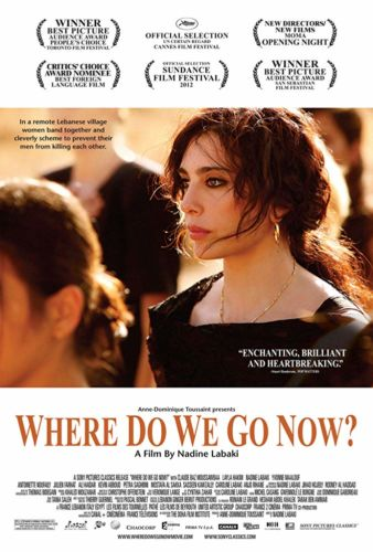 """Filmplakat """"Wer weiß, wohin?"""""""